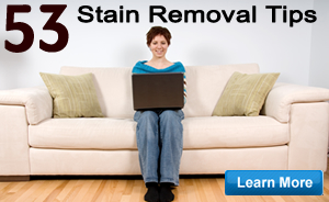 53stain removal tips